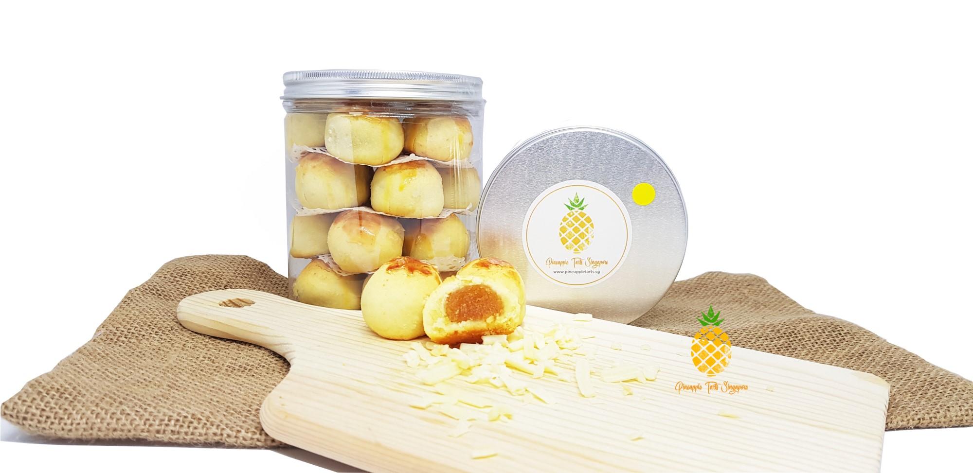Cheezylicious Cheese Pineapple Tarts Pineapple Tarts