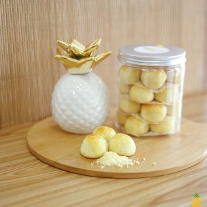Cheezylicious Cheese Pineapple Tarts - Pineapple Tarts Singapore