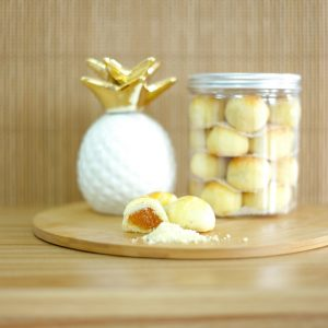 Cheezylicious Cheese Pineapple Tarts by Pineapple Tarts Singapore