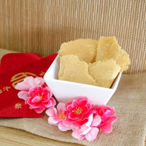 Love Me Like You Do Love Letters - Pineapple Tarts Singapore