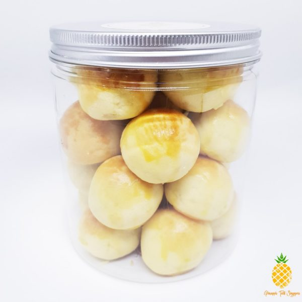 Melt In Your Mouth Pineapple Tart Container Side