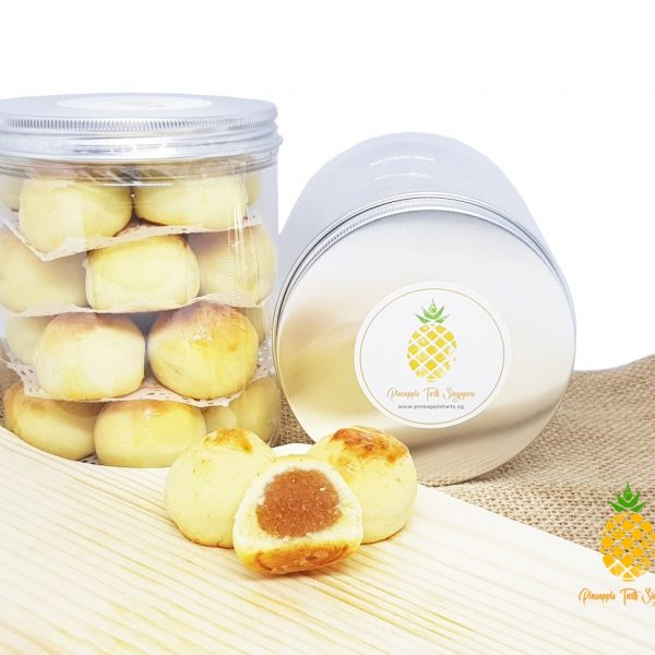 Melt in your Mouth Pineapple Tarts - CNY Goodies