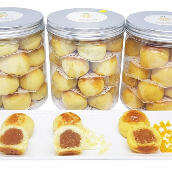 Pineapple Tarts Mixture - CNY Goodies