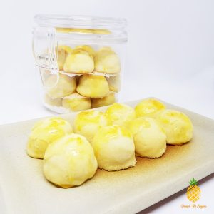 cheezylicious - cheese pineapple tart
