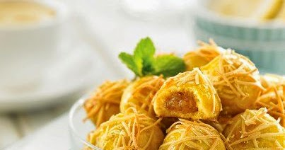Nastar - Pineapple Tarts Singapore