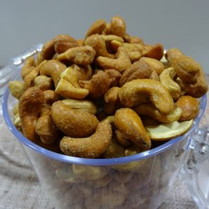Roasted Cashew Nuts Product - CNY Goodies Singapore