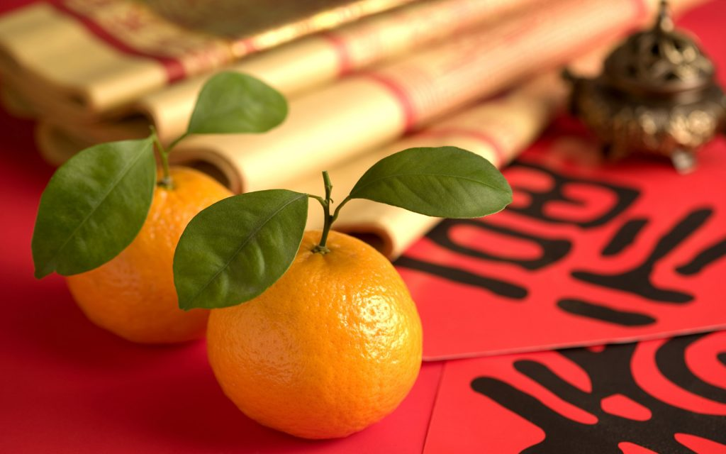 Chinese New Year Banner - Pineapple Tarts Singapore