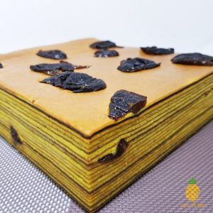 Fruity Good - Prune Kueh Lapis