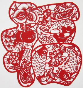 CNY Paper Cuttings