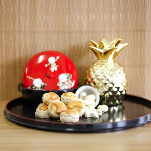 Auspishewous Cashew Nut Cookies – Pineapple Tarts Singapore