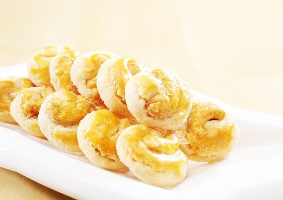 Auspishewous – Cashew Nut Cookies