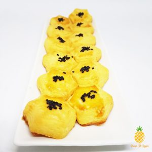 Nian Nian Yolk Yu - Saled Egg Cookes - CNY Goodies