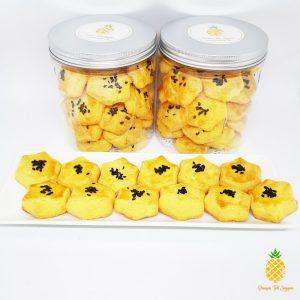 Nian Nian Yolk Yu - Salted Egg CNY Cookies
