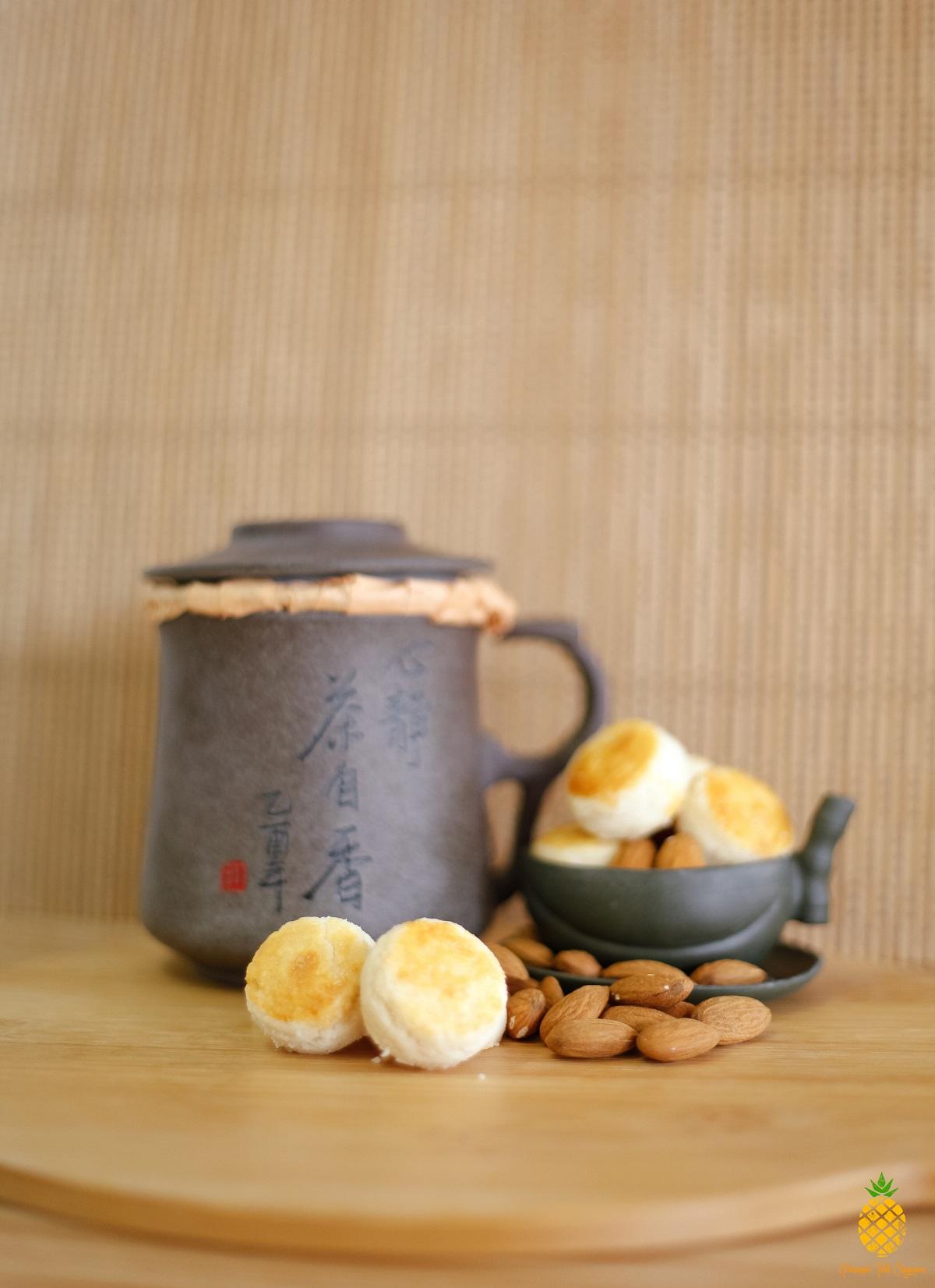 Xing Fu Almond Cookies - Pineapple Tarts Singapore