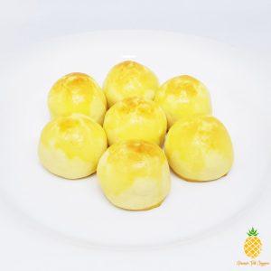 YOlkLO - Salted Egg Pineapple Tarts
