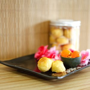 YOlkLO Salted Egg Pineapple Tarts - Pineapple Tarts Singapore