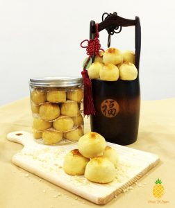 Pineapple Tarts - Chinese New Year Goodies