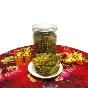 Ding Gua Gua - Pumpskin Seed Brittle Chinese New Year Goodies