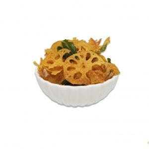 Eggbundance - Salted Egg Lotus Chips CNY Goodies