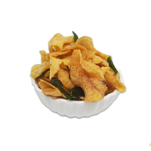 Eggstravagent – Salted Egg Potato Chips CNY Goodies