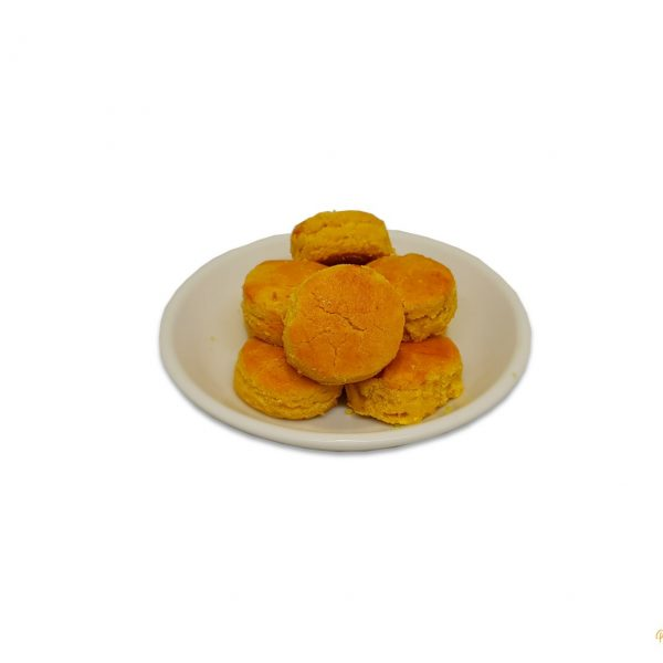 Fuzion – Salted Egg Almond Cookie CNY Goodies