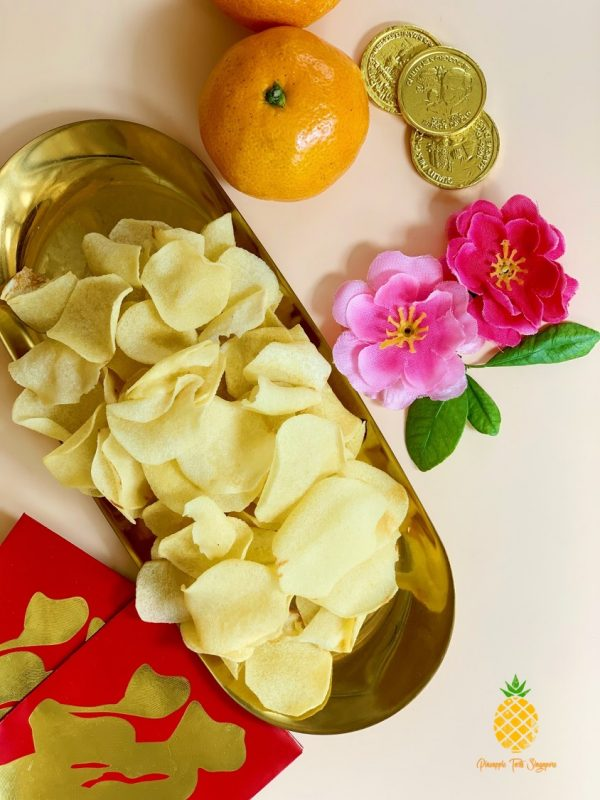 Ngaku - Arrowhead Chips by Pineapple Tarts Singapore