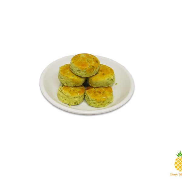 Qing Chun Mei Li – Green Pea Cookies CNY Goodies