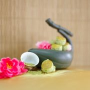 Qing Chun Mei Li Green Pea Cookies by Pineapple Tarts Singapore