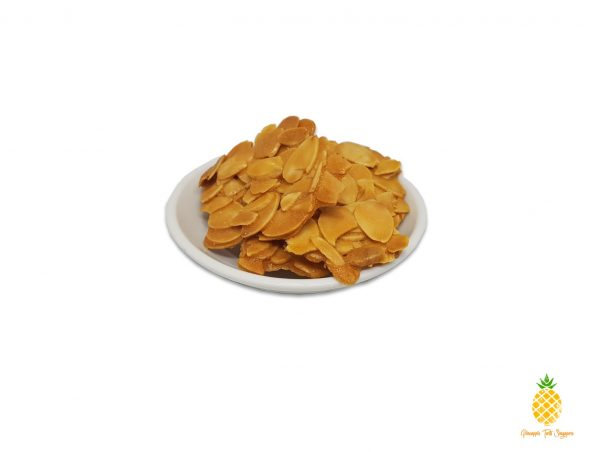 Xing Fu Mei Man - Almond Brittles