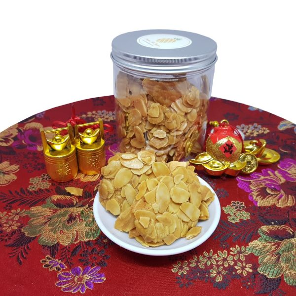 Xing Fu Mei Man - Almond Brittles CNY Goodies