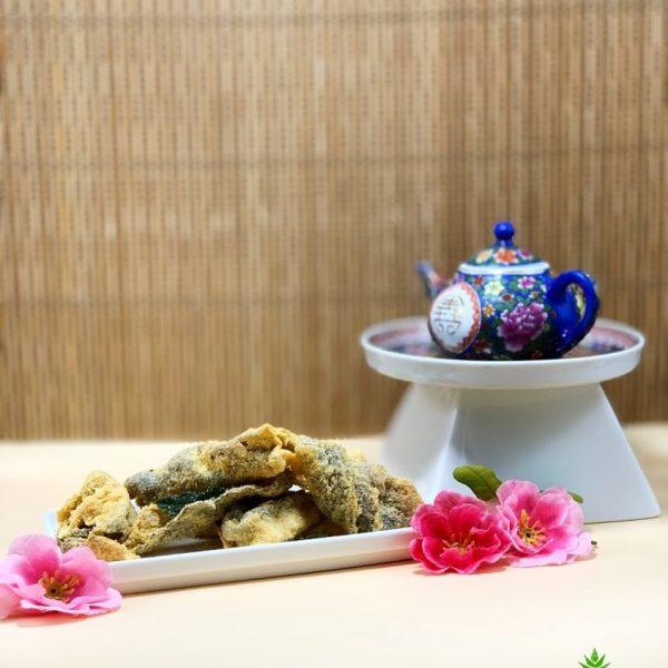 Bian Di Huang Jin Salted Egg Fish Skin