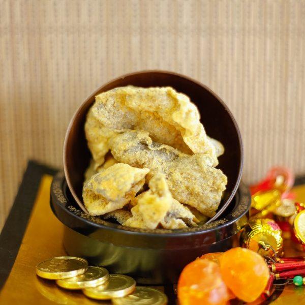 Bian Di Huang Jin Salted Egg Fish Skin – Pineapple Tarts Singapore