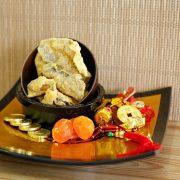 Bian Di Huang Jin Salted Egg Fish Skin by Pineapple Tarts Singapore