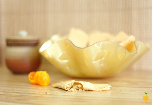 Ji Xiang Ru Yi Chicken Floss Love Letters by Pineapple Tarts Singapore