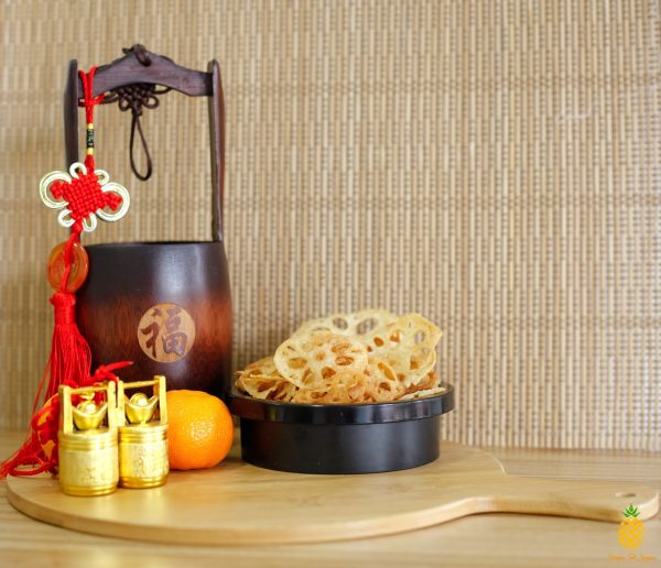 Lian Oh Lotus Chips - Pineapple Tarts Singapore
