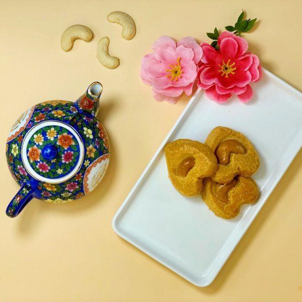 Love Shew – Vegan Cashew Nut Cookies – Pineapple Tarts Singapore
