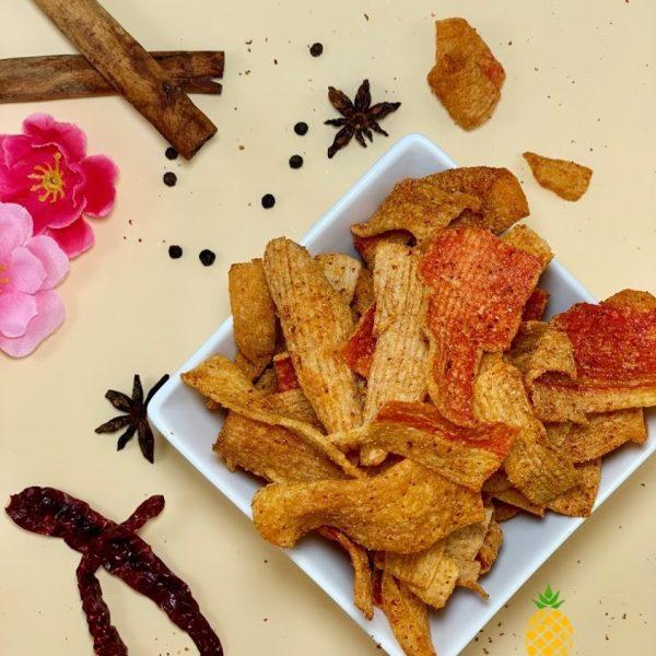 Ma La Xie - Mala Crab Sticks by Pineapple Tarts Singapore