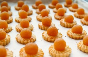 Open Faced Pineapple Tarts Recipe
