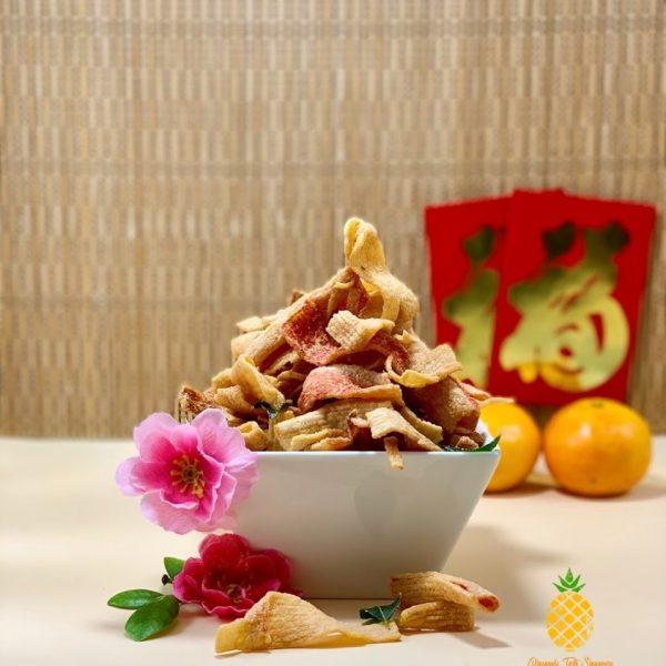 Sian Dan Xie – Salted Egg Crab Sticks – Pineapple Tarts Singapore