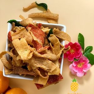 Sian Dan Xie Salted Egg Crab Sticks by Pineapple Tarts Singapore