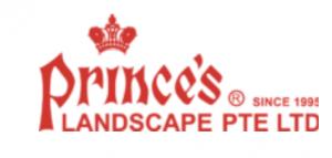 princes landscape logo