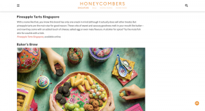 Honey Combers Feature