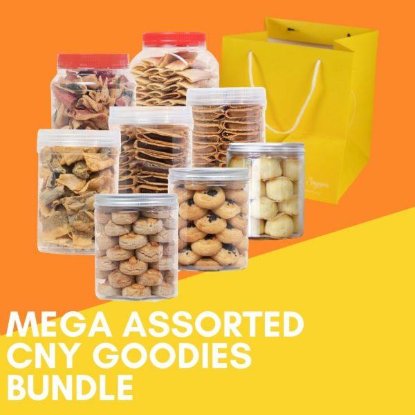 Mega Assorted CNY Goodies Bundle