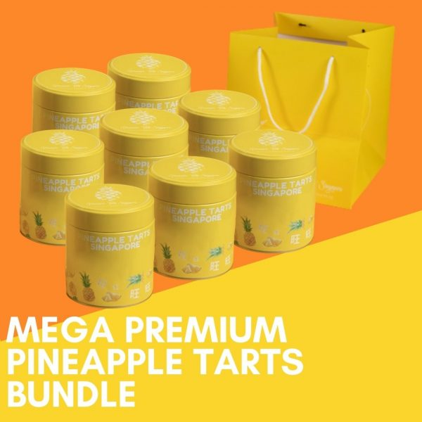 Mega Premium Pineapple Tarts Bundle