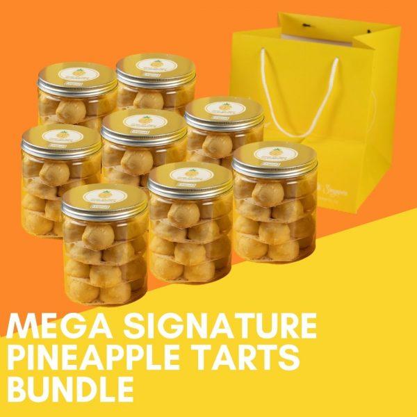 Mega Signature Pineapple Tarts Bundle