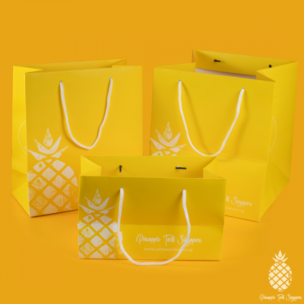 Pineapple Tarts Singapore Gift Bag