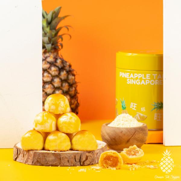 Premium Cheese Pineapple Tarts