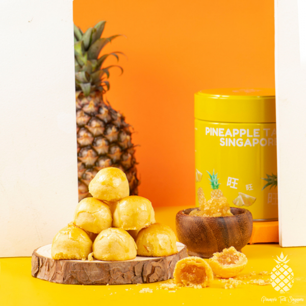 Premium Melt in your mouth Pineapple Tarts