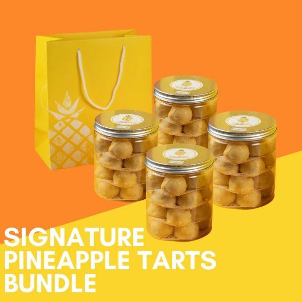 Signature pineapple tarts bundle