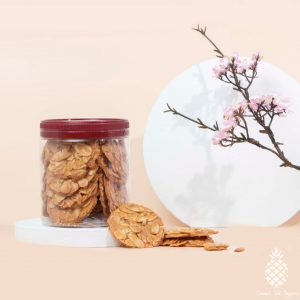 Almond Brittle - Pineapple Tarts Singapore